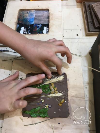 Pažintinė kūrybinė Edukacija Žymės žemėj Kaimo turizmo sodyba Ėvė - 18
