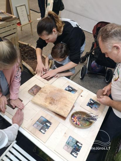Pažintinė kūrybinė Edukacija Žymės žemėj Kaimo turizmo sodyba Ėvė - 1