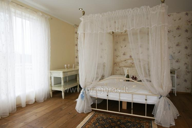 Apartment for newlyweds and romantic couples in Palanga, villa BALTAS NAMAS - 2