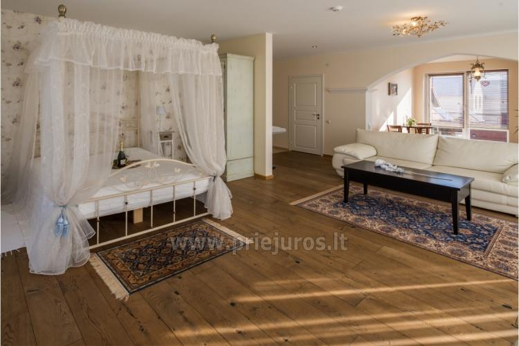 Apartment for newlyweds and romantic couples in Palanga, villa BALTAS NAMAS - 3