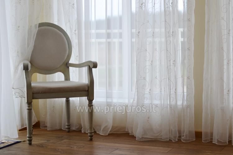 Apartamentai jaunavedžiams ir romantiškoms porelėms Palangoje viloje BALTAS NAMAS - 11