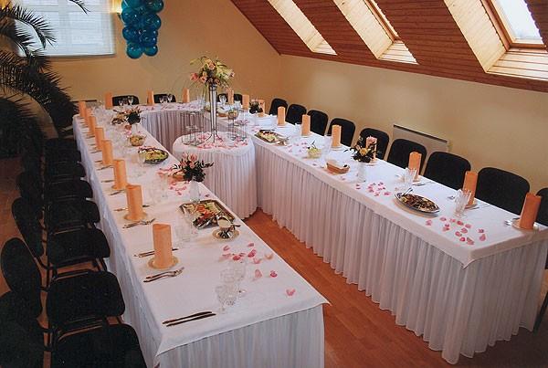 Restoranas Palangoje Feliksas. Organizuojame banketus, furšetus, asmenines bei įmonių šventes, ruošiame gedulingus pietus - 11