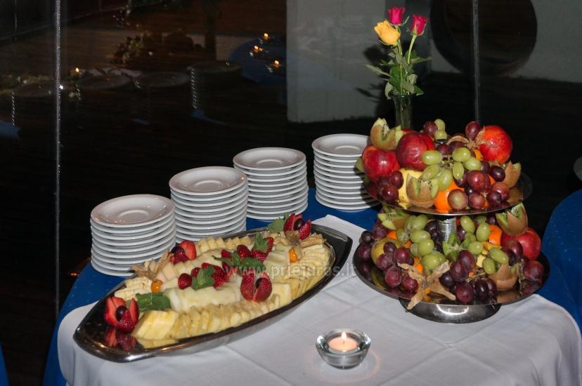 Restoranas Palangoje Feliksas. Organizuojame banketus, furšetus, asmenines bei įmonių šventes, ruošiame gedulingus pietus - 17