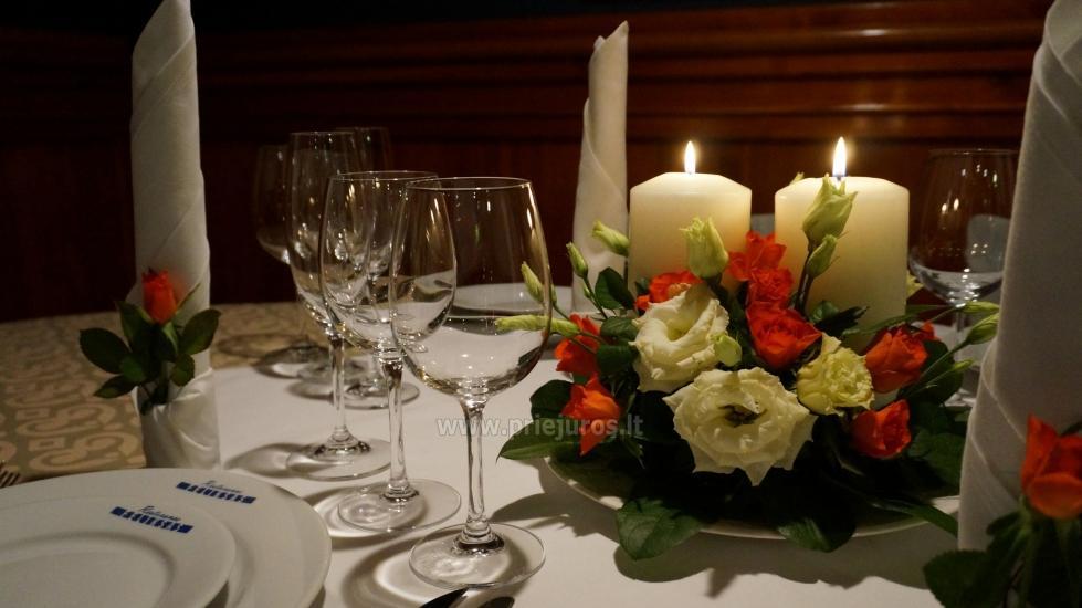 Restoranas Palangoje Feliksas. Organizuojame banketus, furšetus, asmenines bei įmonių šventes, ruošiame gedulingus pietus - 13