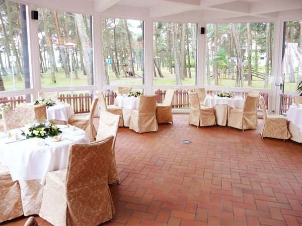 Conference - Banquet Hall in Guest House Nidos Seklycia - 1