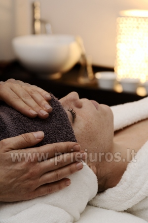 "ECO Massage and SPA rituals in ""Provanso Kvapai"""