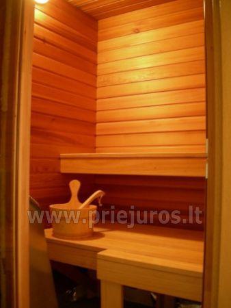 Apartment in Nida with sauna