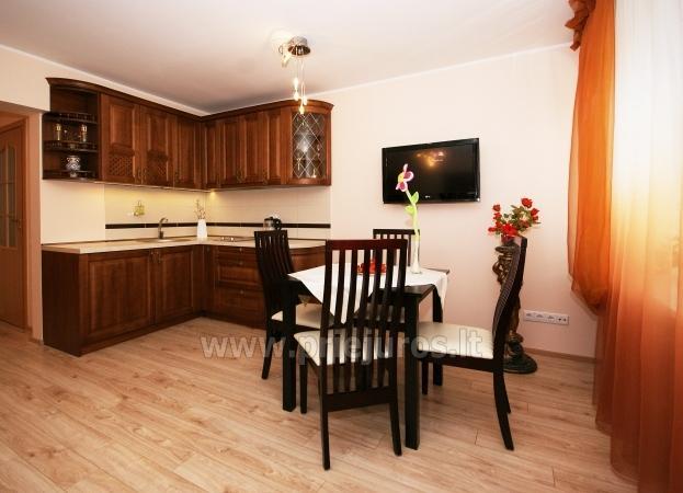 Apartamentų nuoma Nidoje - 2