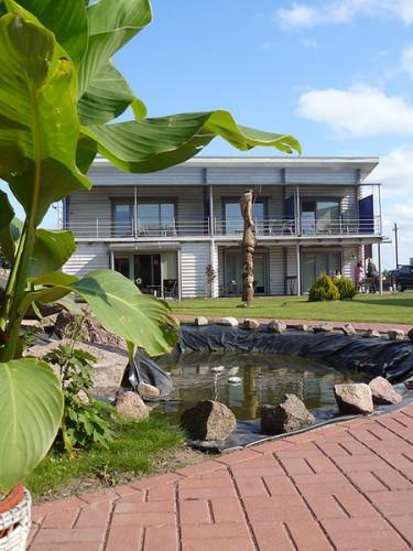 Pirtis ir lauko baseinas poilsio namuose Šventojoje - 4