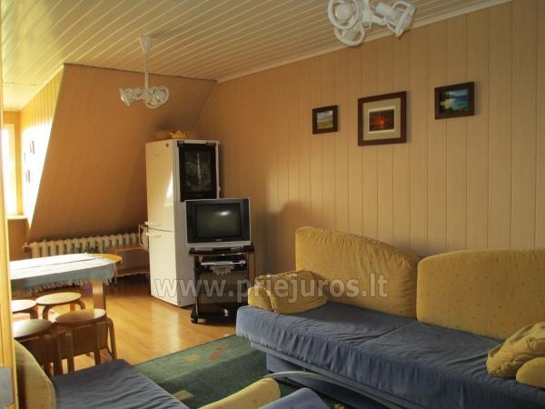 Wohnung in Nidden
