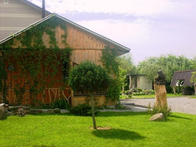 Pobūvių salė, pirtis ir kubilas sodyboje Kuršių takas - 8