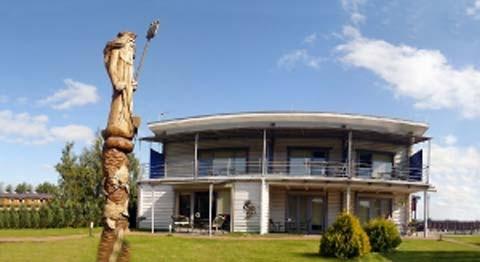 Konferenču zāle viesu mājā Sventoji - 1