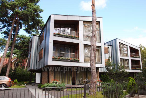 Apartamentų nuoma Palangoje Jūros apartamentai - 17