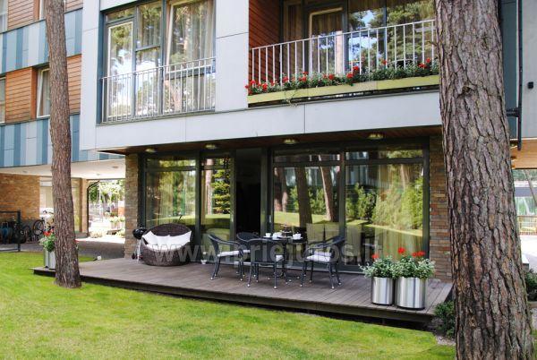 Apartamentų nuoma Palangoje Jūros apartamentai - 19