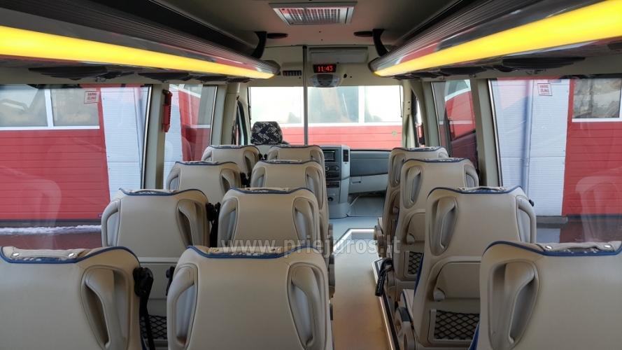 Keleivių pervežimas, automobilių ir mikroautobusų nuoma - 16
