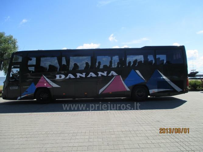 Pasažieru transporta pakalpojumi, auto noma - 2
