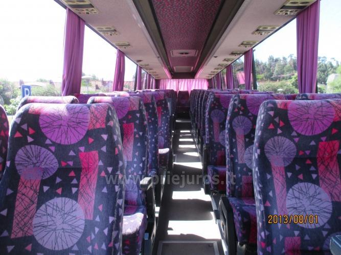 Keleivių pervežimas, automobilių ir mikroautobusų nuoma - 3
