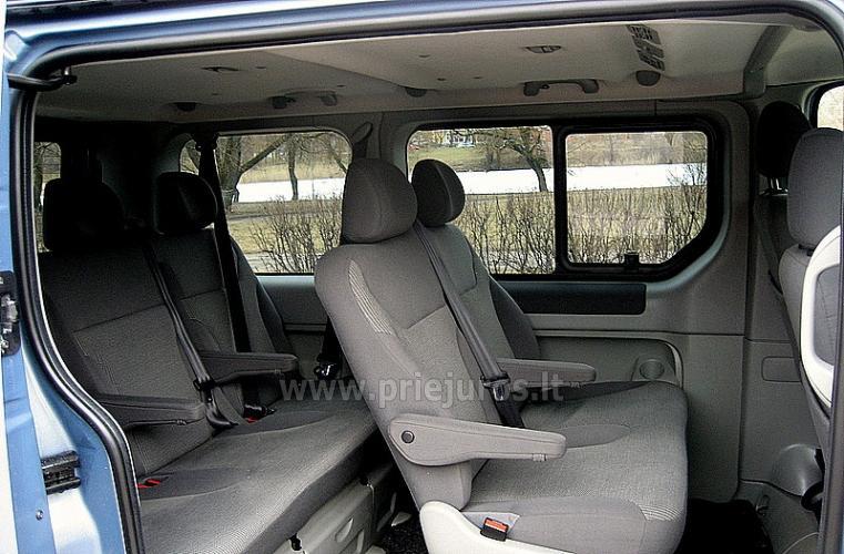 Keleivių pervežimas, automobilių ir mikroautobusų nuoma - 8