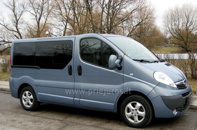 Pasažieru transporta pakalpojumi, auto noma - 7