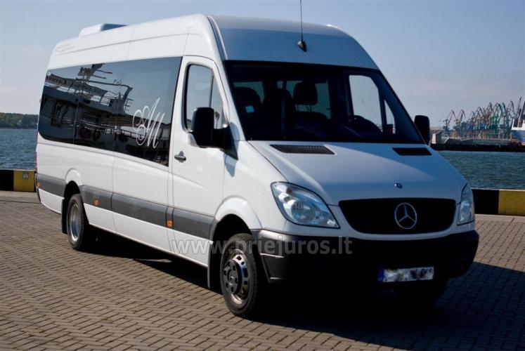 Keleivių pervežimas, automobilių ir mikroautobusų nuoma - 10
