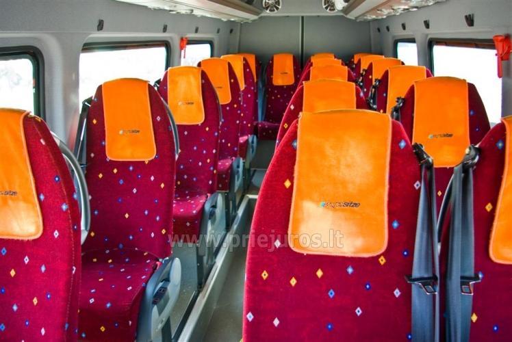 Keleivių pervežimas, automobilių ir mikroautobusų nuoma - 11
