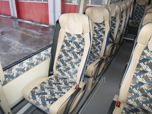 Keleivių pervežimas, automobilių ir mikroautobusų nuoma - 14