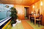 Sauna su baseinu, masažinė vonia šeimyniniuose apartamentuose Po kaštonu*** - 4