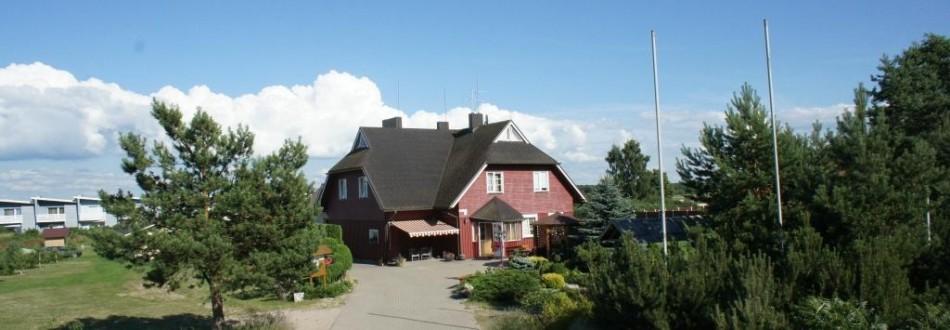 Badehaus und Bankettsaal zur Miete in Sventoji 200 m zum Meer - 14