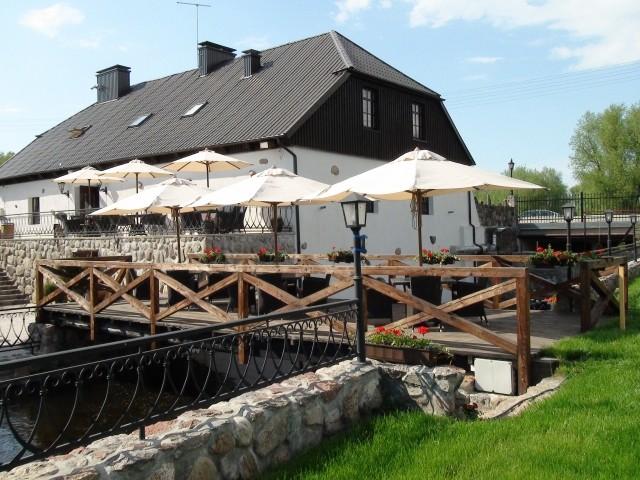 Restoranas Kretingoje Vienaragio malūnas - 1