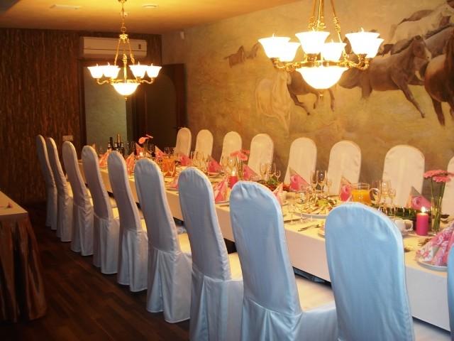 Banketai, šventės, konferencijos restorane Vienaragio malūnas - 13