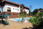 SKORPIONO VILA with heated outdoor swimming pool!