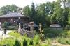 AKMENINĖ SALA. Rąstinis namas su pirtimi ir miegamomis vietomis - 4