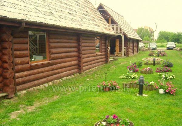 Rooms in Sventoji