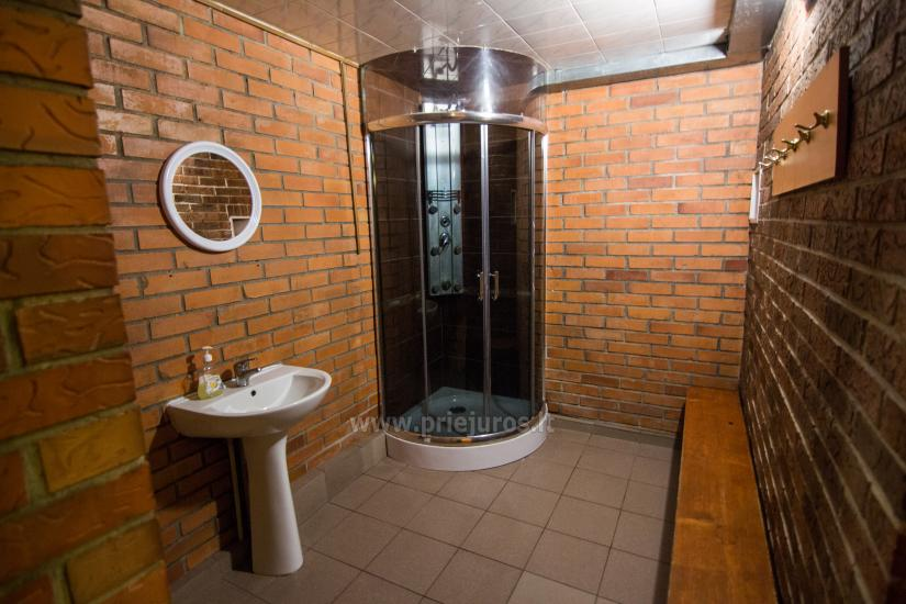 Banquet hall, rooms for rent in Klaipeda - 5