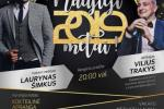 New Years Eve in Klaipeda region, in entertainment center Zaliais slenis
