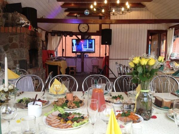 Banquets, Conferences, Apartments, Bathhouse in a Farmstead Karkles sodyba - 8