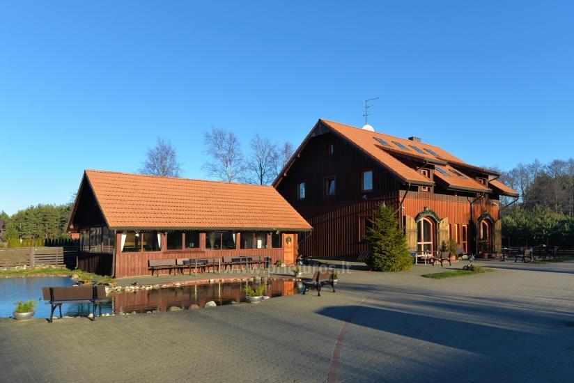Banquets, Conferences, Apartments, Bathhouse in a Farmstead Karkles sodyba - 6