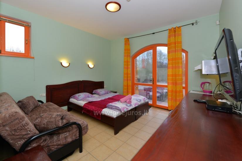 Banquets, Conferences, Apartments, Bathhouse in a Farmstead Karkles sodyba - 24