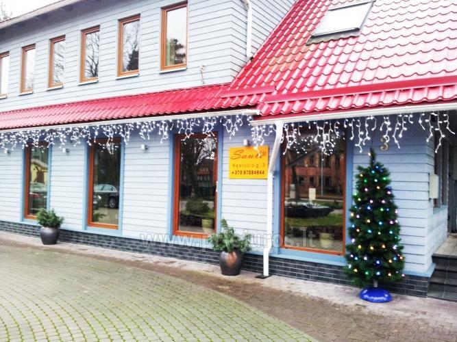 Kalėdiniam laikotarpiui ir  Naujiems metams poilsio namuose SAULĖ - 1