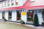 Neujahr in Palanga.. Ferienhaus SAULE
