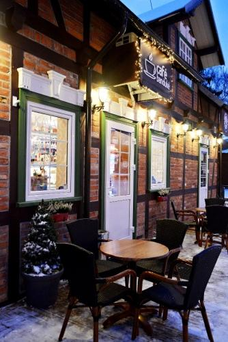 Cafe in Palanga Cafe Banduke