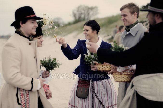 Etnografinės vestuvės