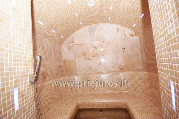Nakvynė su pirtimi ir sūkurinė vonia (Jacuzzi) Klaipėdoje - 5