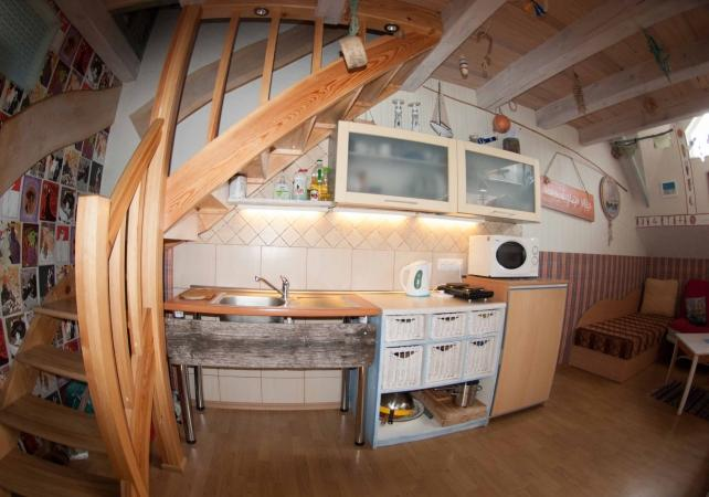 Flat in cottage in Nida Fishmaster - 6