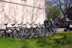 Biliardas, treniruoklių salė, dviračiai Juodkrantėje viloje Bachmann-Kuršių kiemas - 2