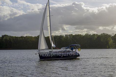 """Išvykos, pasiplaukiojimai, kelionės jachta """"NOTANGA"""" po Kuršių marias - 28"""