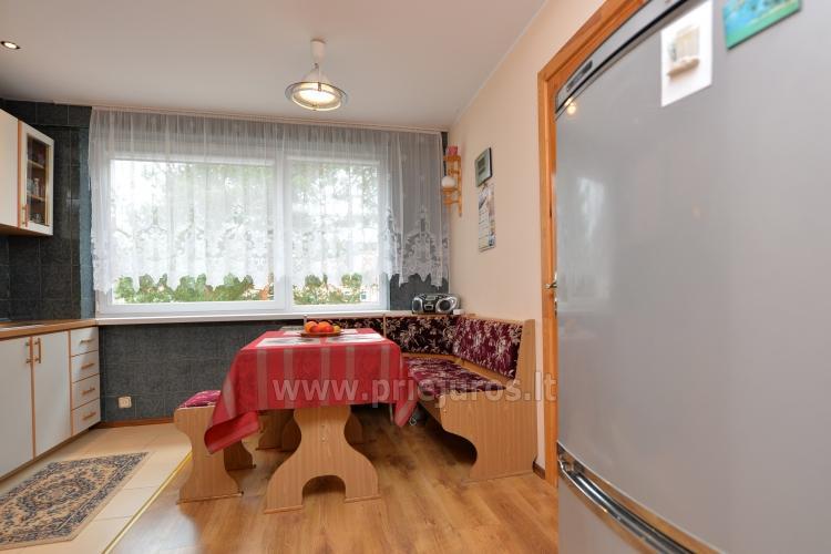 Divas istabas dzīvoklis noma Nidā - 2