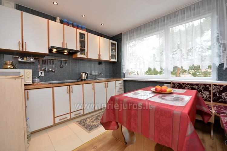 Divas istabas dzīvoklis noma Nidā - 1