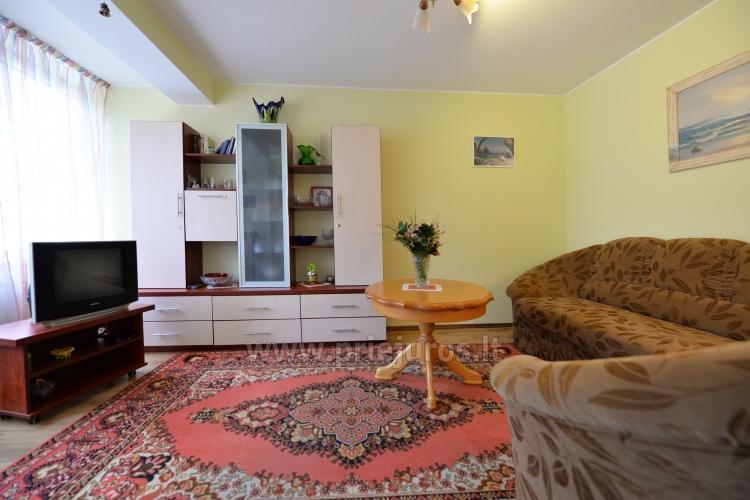 Divas istabas dzīvoklis noma Nidā - 3