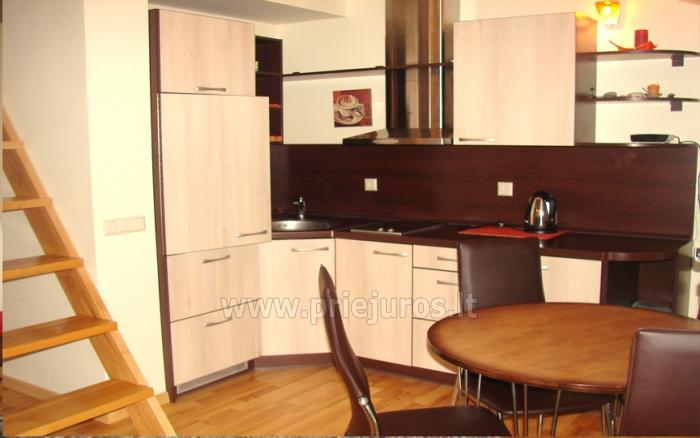 2 istabu dzīvoklis ar SPA Nida, Kursu nerija, Lietuva - 4